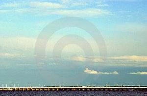 Pier Free Stock Image