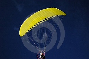 Hang-glider Free Stock Photo