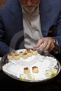 Wedding Food Stock Photography - Image: 1900532