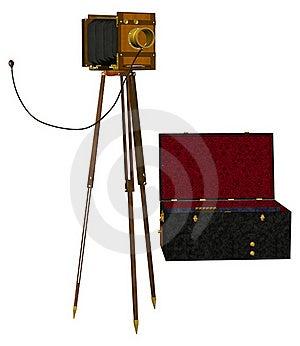 Vintage Camera Stock Photography - Image: 19008532