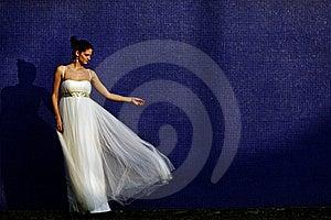Beautiful Young Bride Stock Photos - Image: 19030083