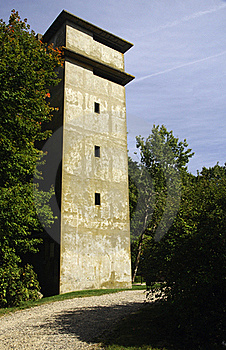 Old Tower Stock Image - Image: 19033581