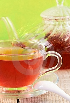 Tea Still Life Stock Photos - Image: 19035923