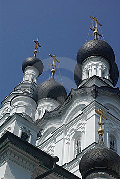 Orthodox Cathedral Stock Photos - Image: 19042413