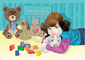 Baby Toys Play Stock Photos - Image: 19045593