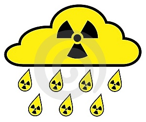 Radioactive Fallout Royalty Free Stock Photo - Image: 19047605
