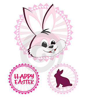 Easter Stickers Stock Images - Image: 19050104