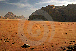 Wadi Rum Stock Image - Image: 19051781