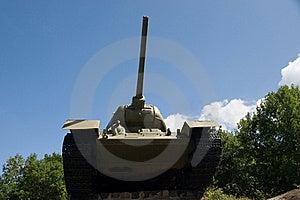 Tank T-34 Royalty Free Stock Photo - Image: 19054905