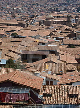 Roofs Stock Photos - Image: 19058563