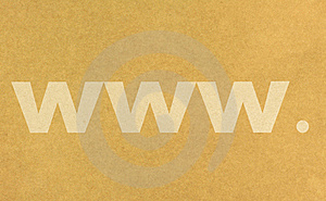 World Wide Web Sign Royalty Free Stock Photo - Image: 19065475