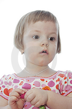 The Surprised Girl Stock Photos - Image: 19066453