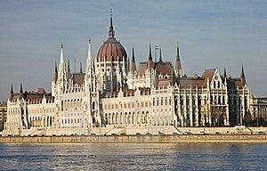 The Hungarian Parliament Royalty Free Stock Photos - Image: 19067798