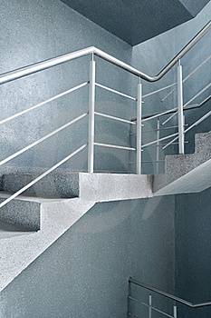 Empty Stairway Royalty Free Stock Photography - Image: 19068217