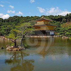 Kinkakuji,Temple Stock Images - Image: 19076054