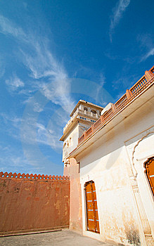 A House In Rajasthan Stock Photos - Image: 19077353