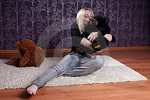 Offended Bear Stock Photo - Image: 19081630