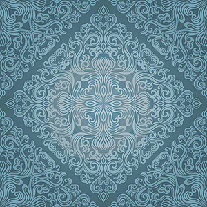 Abstract Seamless Pattern Stock Image - Image: 19087191