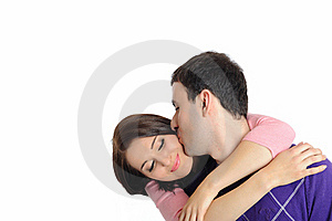 Sweet Young Couple In Love Royalty Free Stock Photography - Image: 19088657