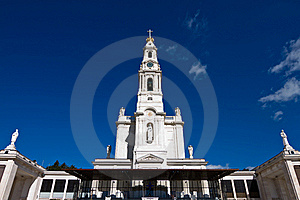 Our Lady Of The Rosary Basilica Stock Photography - Image: 19095322