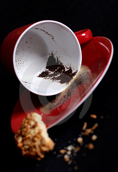 Coffe Mess Stock Photography - Image: 1910802