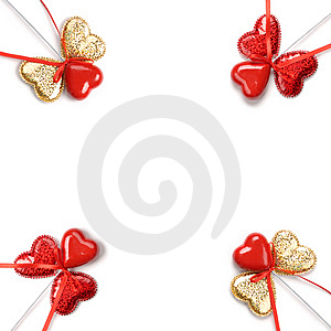 Valentines Day Pattern Stock Photos - Image: 1911323