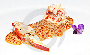 Lobster Slice Stock Photos - Image: 19104063