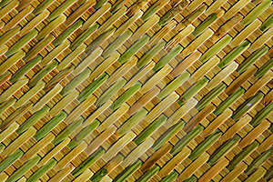 Bamboo Weave Pattern Stock Photography - Image: 19104362