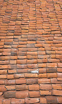 Red Tile Roof Stock Images - Image: 19104684