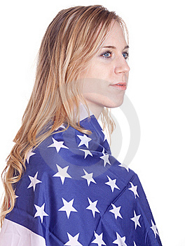 Wrapped In Stars Royalty Free Stock Photo - Image: 19107765