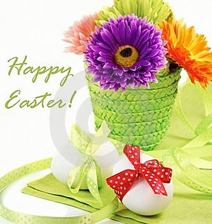 Easter Still-life Royalty Free Stock Photography - Image: 19109037