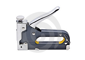 Staple Gun Royalty Free Stock Image - Image: 19113736