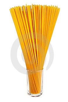 Uncooked Italian Spaghetti. Stock Images - Image: 19116694