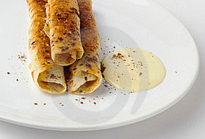 Delicious Pancakes Royalty Free Stock Images - Image: 19119399