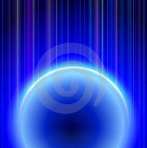 Blue Planet Royalty Free Stock Image - Image: 19119676