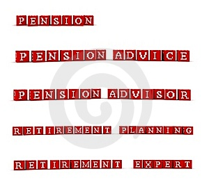 Collection Of Slogans For Retirement Stock Images - Image: 19120534