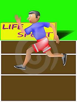 Runner Stock Images - Image: 19121274