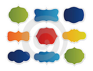 Bubbles For Speech Stock Photography - Image: 19121692