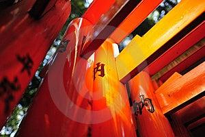 Fushimi Inari Taisha Royalty Free Stock Images - Image: 19122479
