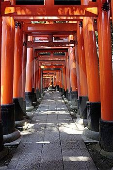 Fushimi Inari Taisha Stock Photography - Image: 19122482