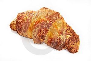 Croissant Cheesy Isolated Stock Image - Image: 19122891