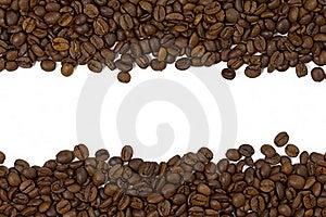 Beautiful Coffee Beans Background Stock Image - Image: 19123341