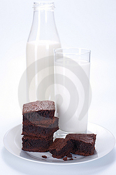 Chocolate Brownies Stock Photos - Image: 19126413