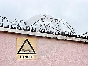 Warning Of Danger Royalty Free Stock Image - Image: 19126536