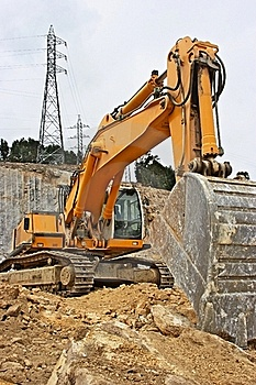 Bulldozer Stock Photos - Image: 19127613