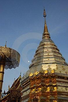 Buddhist Pagoda Royalty Free Stock Photos - Image: 19132448