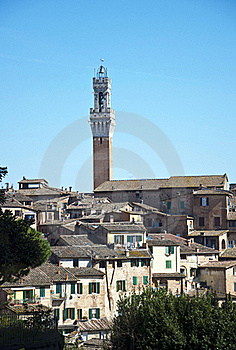 Siena -  Italy Stock Images - Image: 19133344