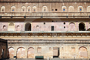 Amber Fort Royalty Free Stock Photo - Image: 19136705