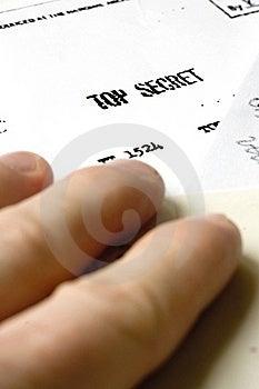 Top Secret Royalty Free Stock Image - Image: 19137876
