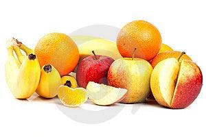 Fresh Fruits Royalty Free Stock Photo - Image: 19137985